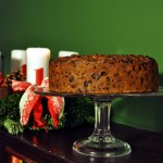 Traditional Christmas Cake with Whisky