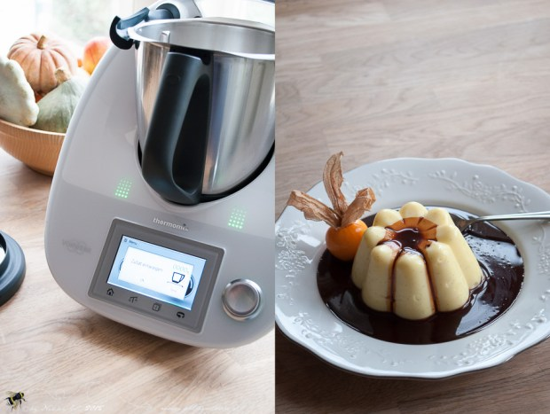 Vanillepudding aus dem Thermomix