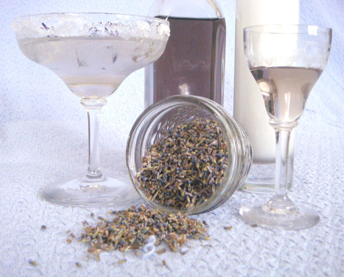 Lavender Cocktail Syrup