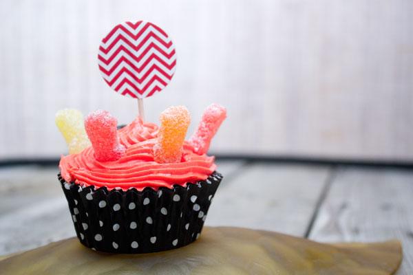 Armageddon Cupcakes