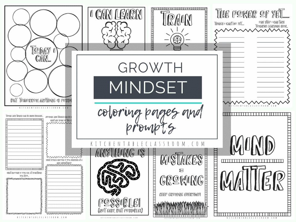 What Is Growth Mindset With Growth Mindset Activities Amp Printable Prompts