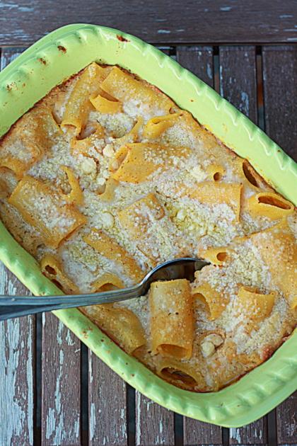 Recipes Including Creamy Pumpkin Baked Rigatoni Kitchen Treaty