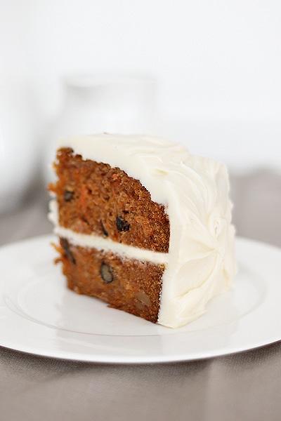 Prize winning carrot cake recipes