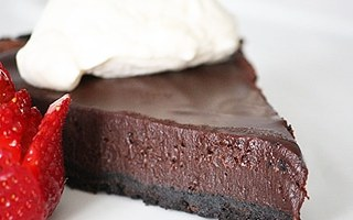 Grace's Italian Chocolate Tart