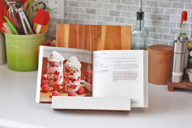 two berry parfait book