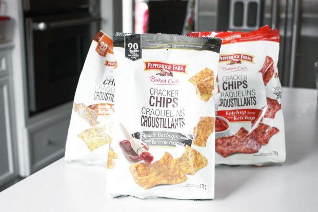 Pepperidge Farm Cracker Chips