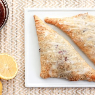 raspberry turnovers in 5 minutes