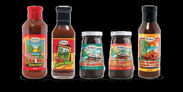 Grace Foods Jerk Seasoning