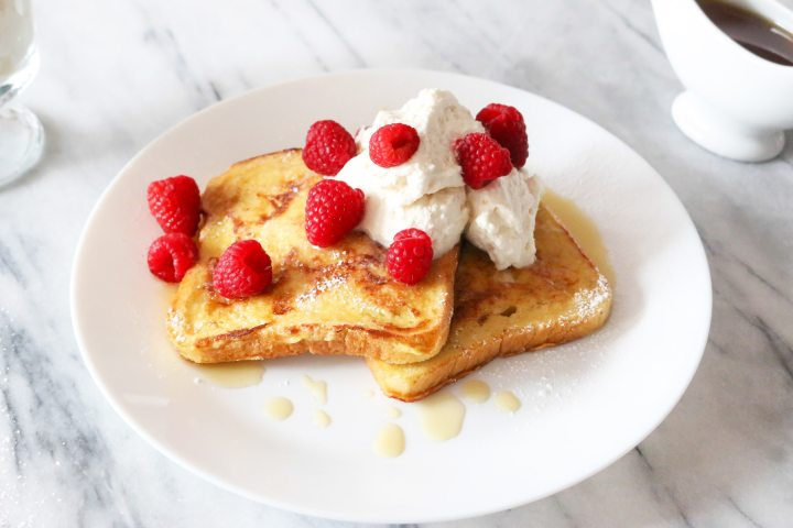 Cracker Barrel style sourdough french toast. I thought I knew french toast, but this super simple recipe changed everything for me!