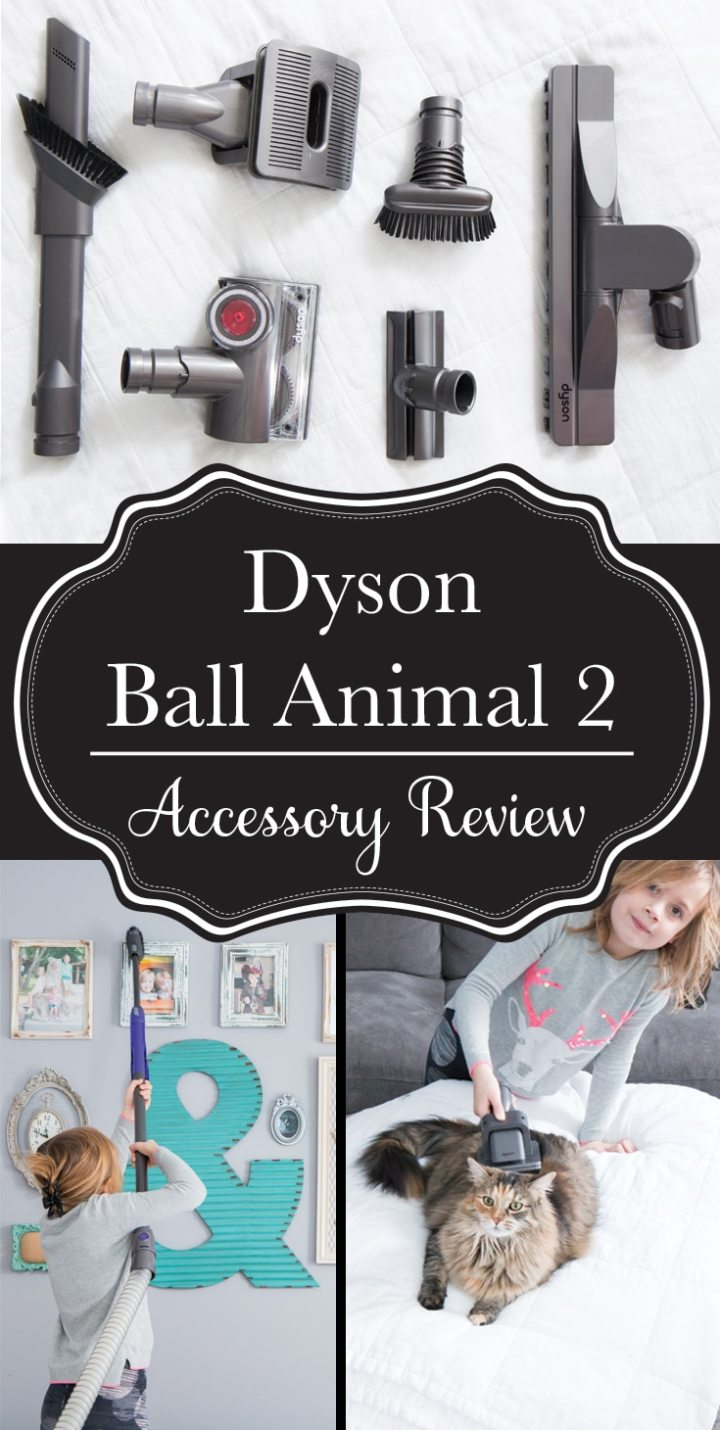 My second review of the Dyson Ball Animal 2, its amazing accessories, and all the surprising ways it made my life easier, and saved me hours from my usual cleaning routine!