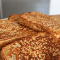 Battered Style French Toast