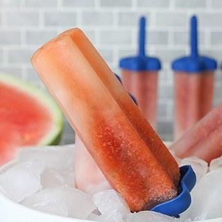 Summer Melon Medley Pops