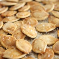 Rosted Pumpkin Seeds