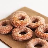 Homemade Doughnuts (Cake Style)