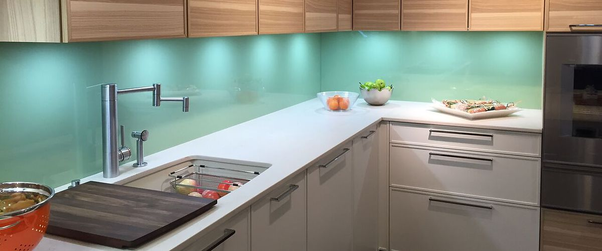 Back Painted Glass Allstate Glass Countertops And