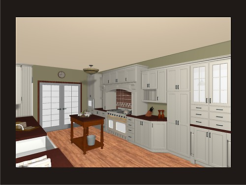 2020 Sample Renderings Designed By Amy Mood Kitchen Views