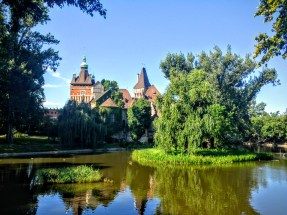 Vajdahunyad Castle, City Park