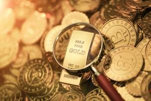 Gold or bitcoin?  Two assets can coexist as gold retails its safe haven status