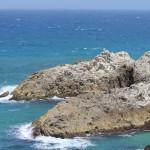 Stradbroke Island Australien steile Steilküste
