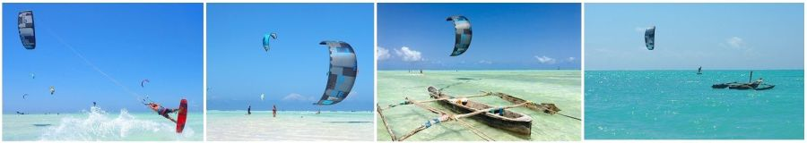 Review North Dice at Kite Centre Zanzibar