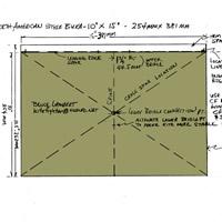 Buka Fighter Diagram, Bruce Lambert  Kite Plan Base (KPB)