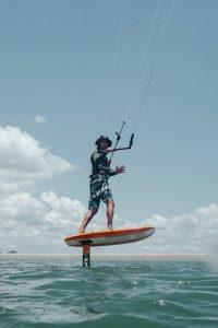 Como hacer kite FOIL?