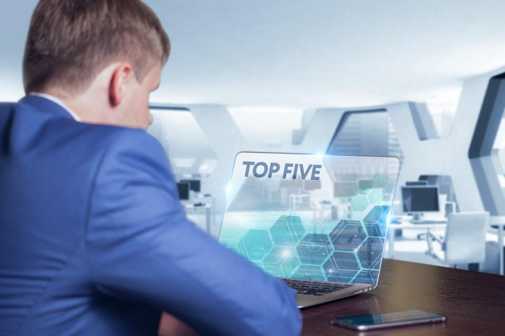 Top 5 Applied Net 2021 Highlights