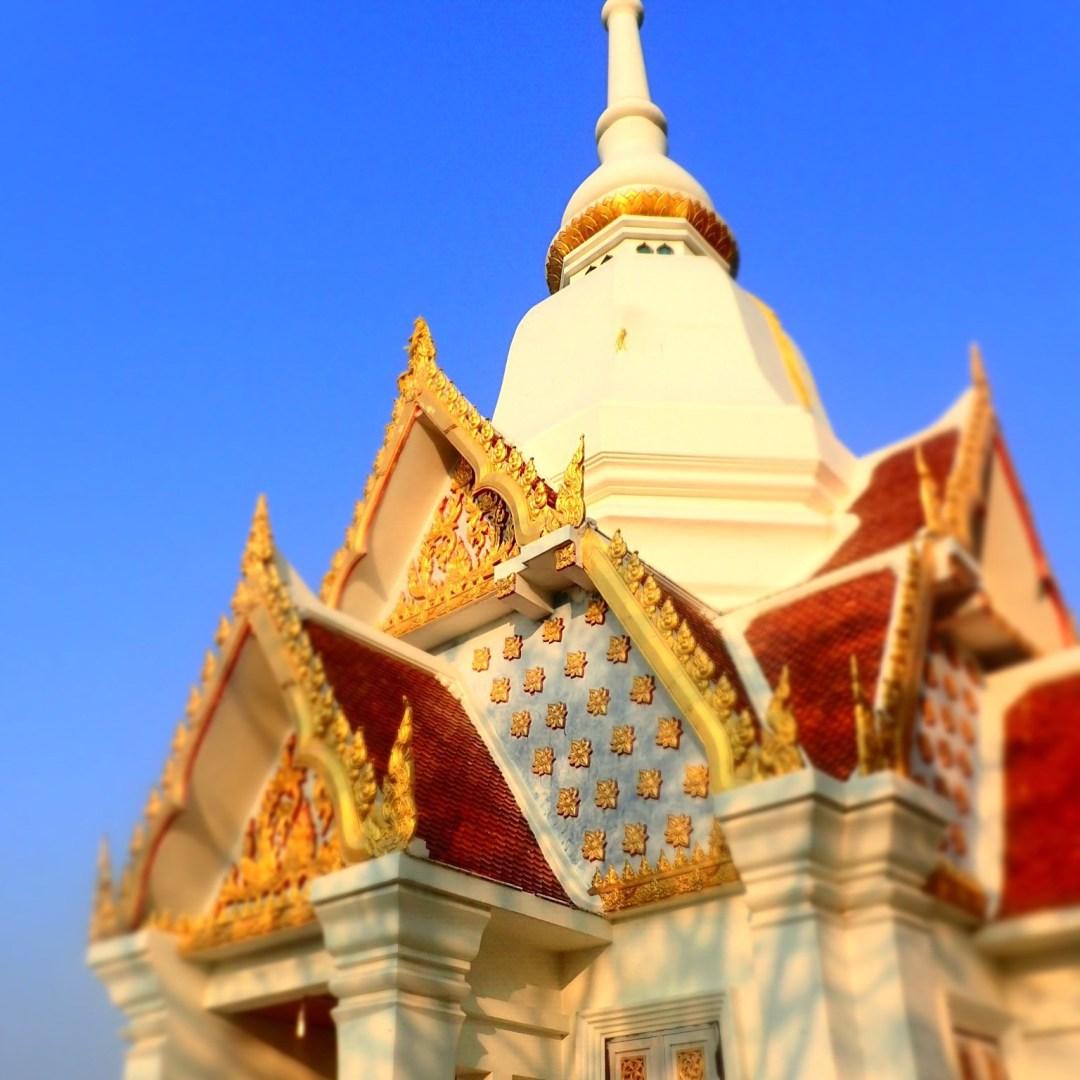 """""""Monkey temple"""" at Hua Hin"""
