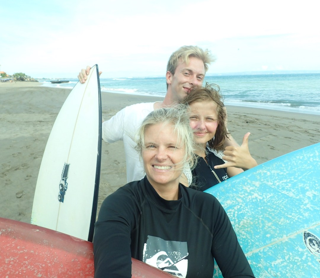 My swedish surf buddies