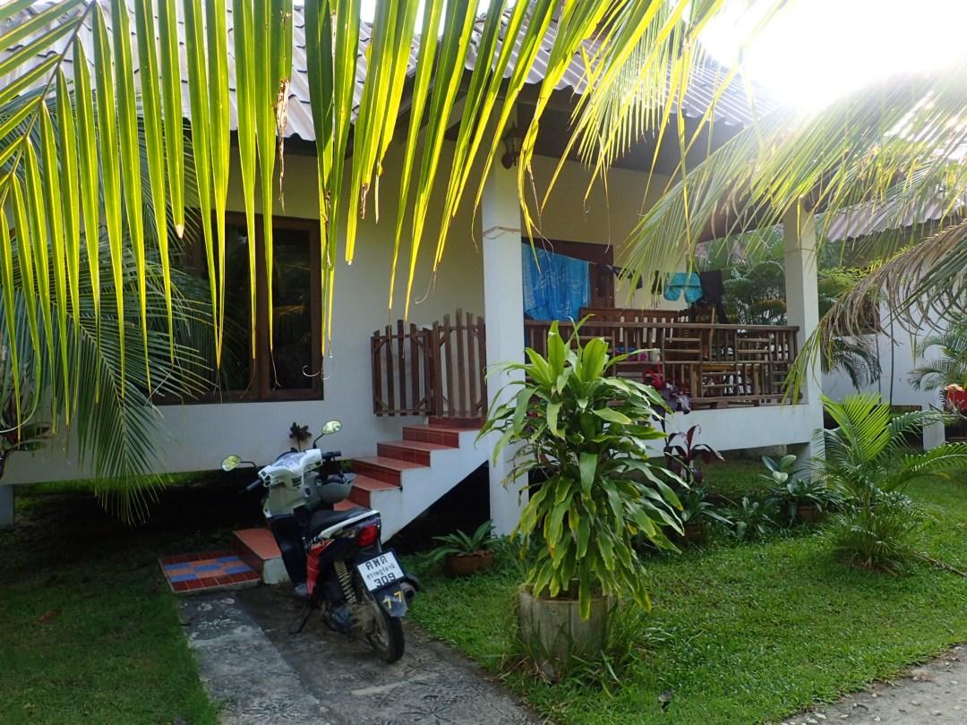 Mein Haus, mein Auto... ne Moped
