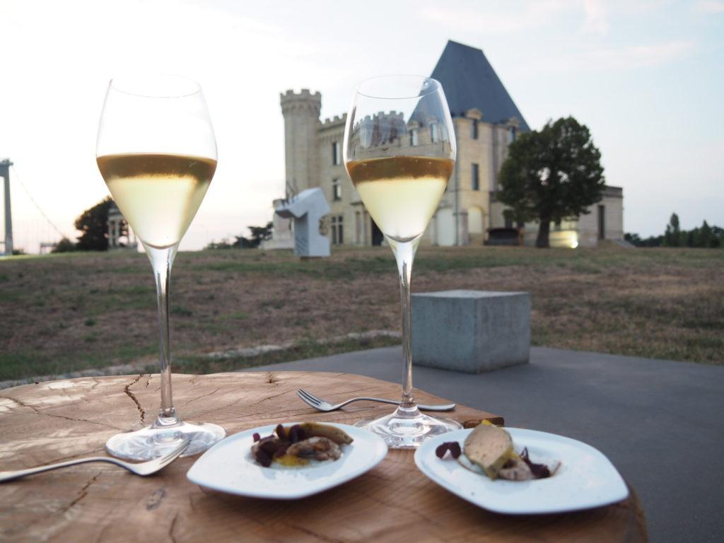 Kein Käse, aber Wein