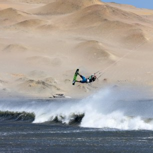 Find flat water and waves around here / PHOTO: Tom Court