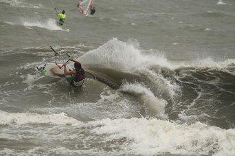 Ryan Evans Kiteworld kitesurfing kiteboarding