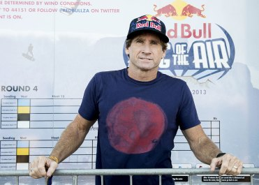 Robby Naish Red Bull King of the Air ambassador