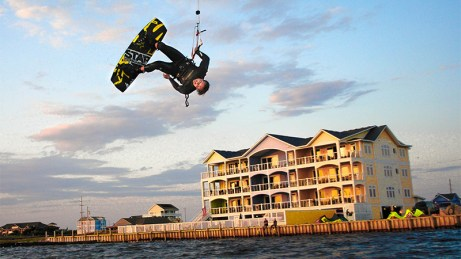 Rocky Chatwell - Inverted, Hatteras