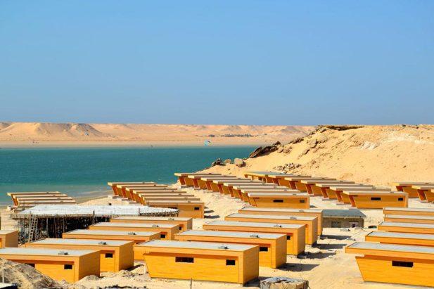 Explora accommodation in Dakhla Morocco