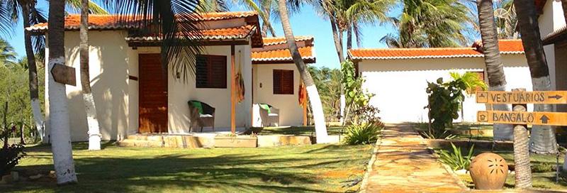 Kiteworld travel guide Tremembé Kite Mansion Accommodation