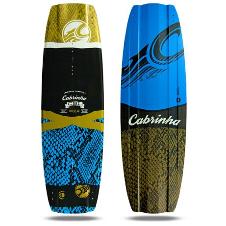Cabrinha CBL 2016 kiteboard kitesurfing equipment news kiteworld magazine