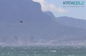 Kevin Langeree big air woo Cape Town