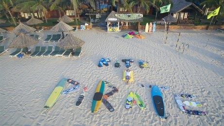 Kite Pirate - Mui Ne, Vietnam kitesurfing