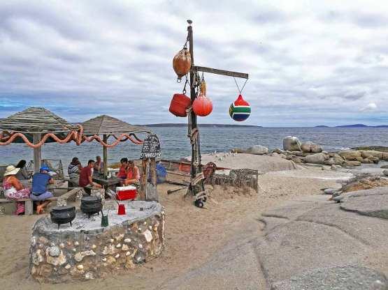 Die Strandloper restaurant