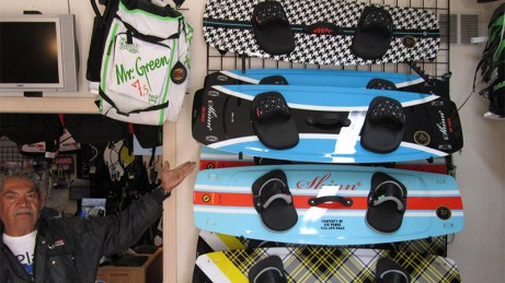 Air Padre Kiteboarding - Rentals
