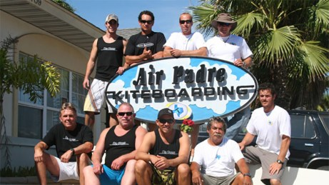 Air Padre Kiteboarding - Staff