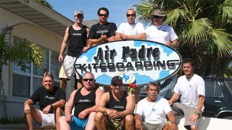 Air Padre Kiteboarding - Staff