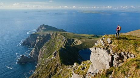 County Mayo coastline - Achill Island, Ireland