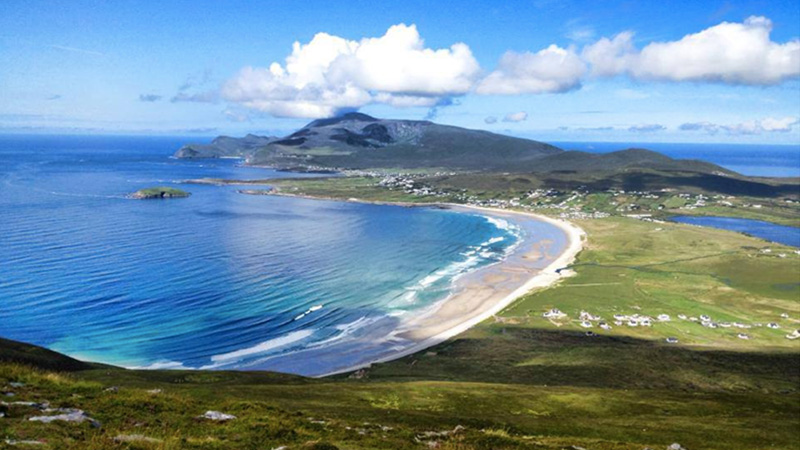 Image result for achill island