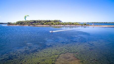 Mirror flats - Lo Stagnone lagoon