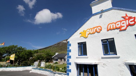 Pure Magic Lodge - Achill Island, Ireland