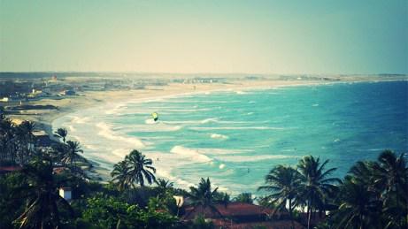 Taiba, Brazil, wave spot