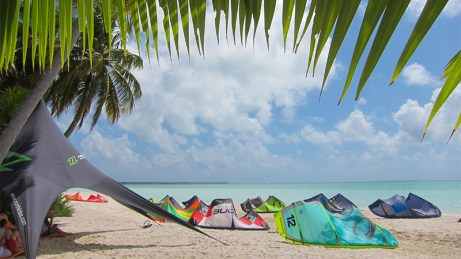 Kitebeach - Cocos Keeling Islands